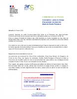 CP_Coronavirus cas Alpes-Haute-Provence